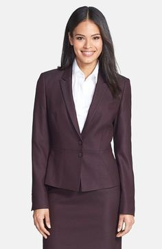 179a7f694 BOSS HUGO BOSS  Jolia  Suiting Jacket Maid Uniform