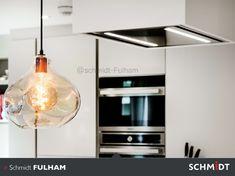 We always love to see such stunning lighting in a kitchen.