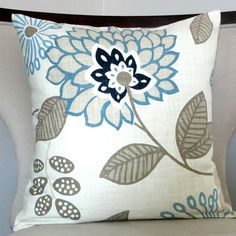 Custom Richloom Accent pillow cover 18x18 inches