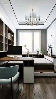 Small Room Design Bedroom, Small House Interior Design, Teen Bedroom Designs, Home Room Design, Best Interior Design, Home Office Design, Interior Design Living Room, Bedroom Decor, Design Interiors
