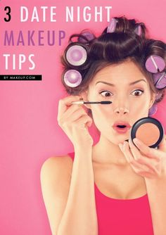 3 no-fuss makeup tips for date night .