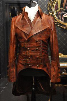 Men's Victorian Military Jacket. From... http://cgi.ebay.com/ws/eBayISAPI.dll?ViewItem