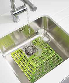 Keep Your Sink Scratch Free With The Joseph Saver This Adjule Protector Is Available To From Red Candy