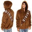 Star Wars Chewbacca Zip Hoodie