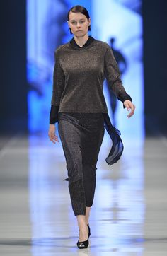 Sylwia Rochala AW13 FashionPhilosophy Fashion Week Poland aniazajac.com