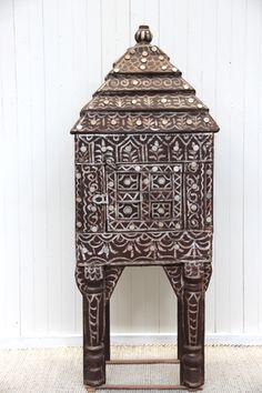 Decorative timber storage hut