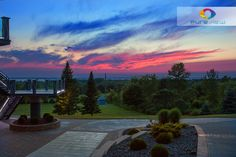 Just thought we'd share with you this great sunset photo from the backyard of one of our recent #GreenBay #Wisconsin, #realestatephotography clients' homes. To order your next real estate photography shoot from us, visit ==> http://fotosold.com.   #PureView #Fotosold #Sunsets #Photography