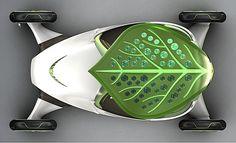 LEAF CONCEPT. КИТАЙСКАЯ КИСЛОРОДНАЯ РЕВОЛЮЦИЯ  http://design-union.ru/portalnew/noosphera/futura/867-leaf  SAIC (Shanghai Automotive Industry Corporation) — автопроизводитель из Китая готовит к показу на Пекинском автосалоне самый «зеленый» автомобиль за всю историю мирового автопрома. Концепт с говорящим названием Leaf не только не будет загрязнять атмосферу вредными выбросами, но напротив, будет обогащать атмосферу кислородом, подобно тому, как это делают миллионы листьев в живой природе…