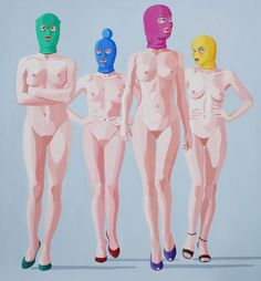 Pussy Riot, 2014