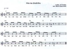 písničky pro děti - Hledat Googlem Yahoo Images, Image Search, Sheet Music, Songs, Music Ed, Printables, Music, Music Score, Music Notes