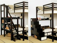 1000 images about recamaras on pinterest bedroom - Decoracion de interiores para espacios pequenos ...