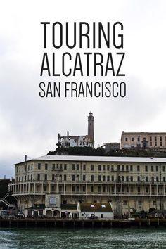 Touring Alcatraz in