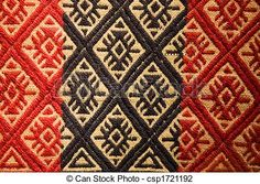 Stock Photo - Old aboriginal tapestry. - stock image, images, royalty free photo, stock photos, stock photograph, stock photographs, picture, pictures, graphic, graphics