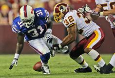 NFL Odds, Week 15, Buffalo Bills at Washington Redskins, Football Sports Betting, December 20th 2015