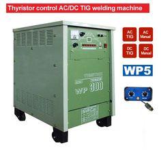WP 300 CHEAP AC DC TIG WELDER 2 phase AC380V with the thyristor control same as panasonic welder $1035~$1036