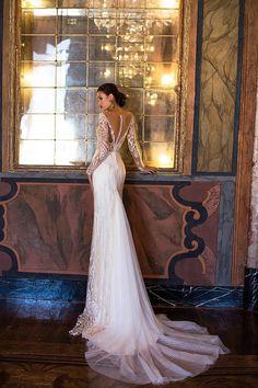 Milla Nova Bridal Wedding Dresses 2017 fidela3 / http://www.himisspuff.com/milla-nova-bridal-2017-wedding-dresses/19/