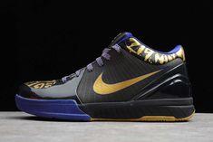 Nike Kobe, Nike Zoom Kobe, Cheap Jordan Shoes, Air Jordan Shoes, Leather Upper, Black Leather, Nike Shox Shoes, Sneakers Nike, Kobe Bryant