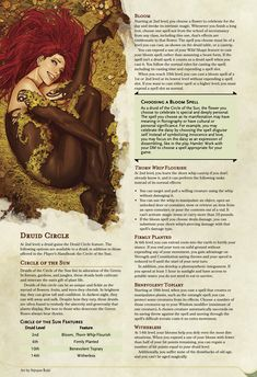 Dungeons And Dragons Classes, Dungeons And Dragons Homebrew, Fantasy Creatures, Mythical Creatures, Dnd Druid, Warlock Dnd, Dnd Dragons, Dnd Races, Dnd Classes
