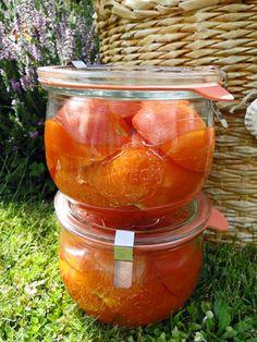 Nakládaná rajčata Samos