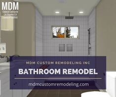 In the present era, we are facilitating the benefits of modern technology in every aspect of life. Even home improvement projects are not an exception. With the help of a 3D design created by architects, one can upgrade their home according to their wish. Yes, you are right! You need to resort to a 3D design bathroom before remodeling this space. bathroomremodel bathroomremodeling bathroomremodelingservice remodeling remodelingservice bathroomremodelinglosangeles losangeles 3d Bathroom Design, Home Improvement Projects, 3d Design, The Help, Bathroom Remodeling, Architects, Modern, Bathrooms, Technology
