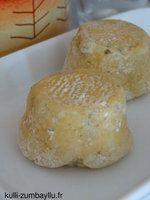Fromage de chèvre maison (sans présure) - Kulli-Zumbayllu