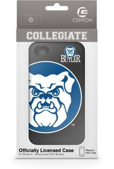 iDawgs     Butler Bulldog iPhone case. Carry your school pride with you.