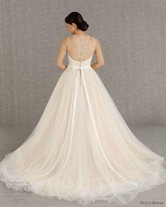 Veluz Reyes Wedding Dresses 2013 | Wedding Inspirasi