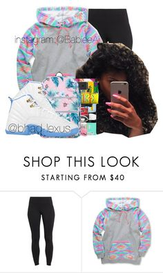"""Switch States Touchdown Foreign Plates"" by bhad-lexus ❤ liked on Polyvore featuring Maidenform and Neff"