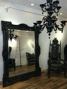 The mirror!!!!!!!!!