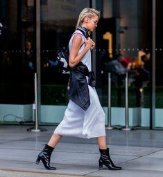 lenço colorido e bota de verniz: tendências pra copiar já!