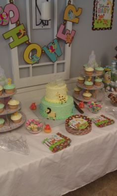 1000+ images about Baby shower ideas on Pinterest | Owl ...