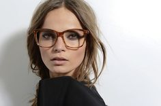 big glasses the trick is they have to be the width of your face esp for round face. x