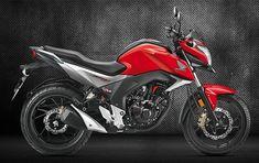 """A Honda lançou na Índia, a inédita CB Hornet 160R. Apesar de utilizar nome de sucesso no passado na alta cilindrada, essa """"nova Hornet"""" não tem nada a ver com a antiga moto que saiu de linha para a..."""