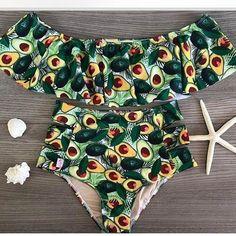 2019 New Sexy High Waist Bikini Swimwear Women Swimsuit Off Shoulder Bathing Suit Biquini Ruffle Brazilian Bikini Set Beachwear Vintage Bikini, Vintage Swimsuits, Two Piece Swimsuits, Women Swimsuits, Bikini Swimwear, Bikini Set, Sexy Bikini, Bikini Girls, Bandeau Bikini