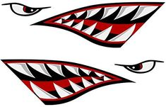 Alemon Shark teeth Mouth Reflective Decals Sticker Fishing Boat Canoe Car Truck Kayak Graphics Accessories – – Famous Last Words Kayak Fishing Tips, Fishing Boats, Fishing Lures, Fly Fishing, Kayaking Tips, Catfish Fishing, Kayak Camping, Fishing Tackle, Car Stickers