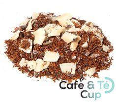 #roiboos de chocolate y coco. http://cafeytecup.com/es/25-rooibos