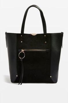 Sydney Zip Shopper Bag - Topshop USA Shopper Bag, Sydney, Purses And Bags, 4c525fca3f