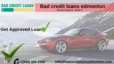 If you have the shortage of money. You can apply for car title loan in Edmonton by bad credit loans Edmonton. you can apply very easily. Simple process and easy paperwork. You can get the loan within one hour.
