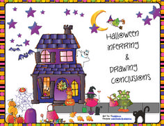 {freebie} fun printables for making inferences and drawing conclusions during Halloween!