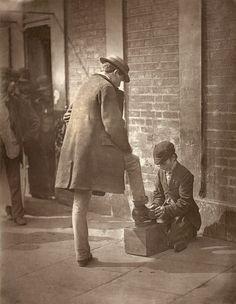19th century london street