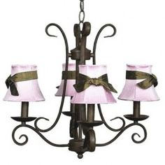 Jubilee 745 4 Light Harp Chandelier