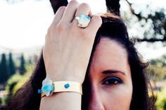 In your eyes Summer Collection, Fashion Jewelry, Sea, Bracelets, Rings, Ring, Ocean, Bracelet, Bangles