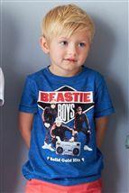Blue Beastie Boys T-Shirt (3mths-6yrs)
