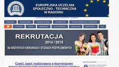 Projekt graficzny i administacja www.eust.pl