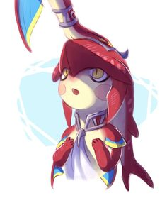 EVEN THOUGH ANOUMA LIED ABOUT POST-GAME, IT WAS STILL ALL WORTH IT TO SEE BABY SIDON!!