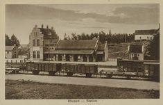 Spoorbrug Rhenen (jaartal: 1910 tot 1920) - Foto's SERC
