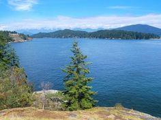 GOSPEL ROCK - Gibsons, British Columbia, Canada