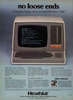 Heathkit Computer Ad (1980).