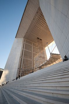 Paris - La Defense, Grande Arche