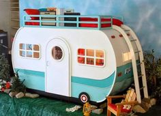 Caravane miniature... ...